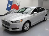 2016 Ford Fusion with 2.0L Hybrid Gas/Electric I4