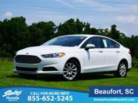 STOKES HONDA CARS OF BEAUFORT. 2016 Ford Fusion Oxford