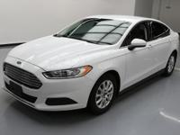2016 Ford Fusion with 2.5L I4 SMPI Engine,Automatic