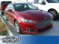 Ford Fusion S Ruby Red FWDRecent Arrival! 34/22