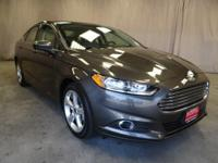 Check out this 2016 Ford Fusion S. Its Automatic