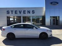 New Price! 2016 Ford Fusion SE FWD 6-Speed Automatic