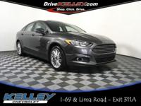 2016 Ford Fusion EcoBoost 2.0L* MSRP was $29,880*