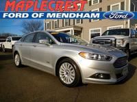 *CERTIFIED PRE OWNED 2016 FUSION ENERGI*CARFAX