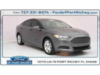 *New price* clean carfax one owner, 2016 ford fusion