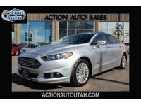 2016 Ford Fusion Energi SE -Clean Title -Clean Carfax