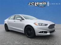 CARFAX One-Owner. Clean CARFAX. Ingot Silver 2016 Ford