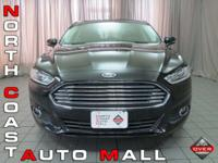 2016 Ford Fusion SE 2.5L l-4 Engine Beautiful Shadow