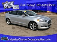 Recent Arrival! CARFAX One-Owner. MyFord Touch