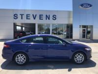 2016 Ford Fusion SE FWD 6-Speed Automatic 2.5L iVCT