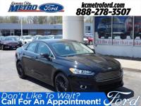 Shadow Black 2016 Ford Fusion SE FWD 6-Speed Automatic