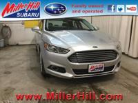 2016 Ford Fusion SE AWD ready to go! With features such