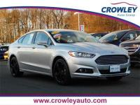 2016 Ford Fusion SE AWD in Ingot Silver (Ford