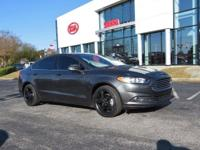 Gray 2016 4D Sedan Ford Priced below KBB Fair Purchase