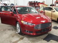 Recent Arrival! SE Red EcoBoost 2.0L I4 GTDi DOHC