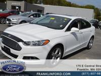 Extended Ford Certified Warranty, 1.5L EcoBoost Engine,