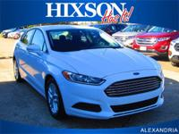 This 2016 Ford Fusion SE is proudly offered by Hixson