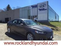 Looking for a clean, well-cared for 2016 Ford Fusion?