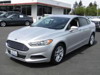 Options:  2016 Ford Fusion Se|This Vehicle Has A 2.5L