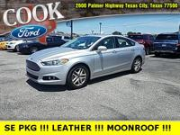 Ingot Silver 2016 Ford Fusion SE FWD 6-Speed Automatic