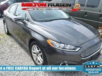 Options:  2016 Ford Fusion Se|Miles: 66437Color:
