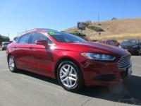 Options:  2016 Ford Fusion Se|2.5L I4 16V|6-Speed