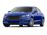 Introducing the 2016 Ford Fusion! Pure practicality in