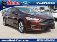 Make sure to get your hands on this 2016 Ford Fusion SE