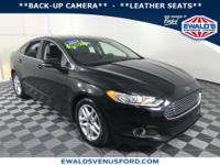 DESIRABLE FEATURES: a **BACK-UP CAMERA**LEATHER**FORD