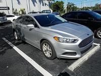 Carfax Accident Free, Bluetooth, Backup Camera,