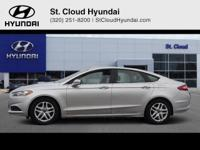 St Cloud Hyundai is honored to present a wonderful