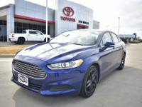 6-Speed Automatic. Recent Arrival! Clean CARFAX. Blue
