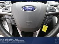 Ford Certified! 6-Speed Automatic, FWD, Leather