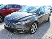 Magnetic 2016 Ford Fusion SE FWD 6-Speed Automatic