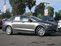 Clean CARFAX. Gray 49 FWD 2.5L iVCT iPhone Integration,