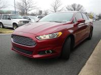 2016 Ford Fusion SE in Ruby Red Metallic w/ Charcoal