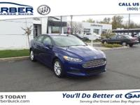 2016 Ford Fusion SE! Featuring a 2.5L 4 cyls and only