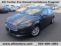 Our One Owner 2016 Ford Fusion SE is outstanding in
