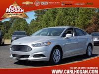 Options:  2016 Ford Fusion Se|Se 4Dr Sedan|* 2.5 Liter