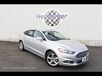 4 Cylinder  Options:  6-Speed Automatic|Clean Carfax