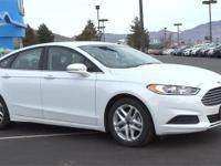 Fusion SE, 4D Sedan, 2.5L iVCT, 6-Speed Automatic, and