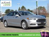 This 2016 Ford Fusion SE is proudly offered by Lhm Used