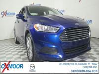 Just Reduced! 2016 Ford Fusion SE ONE OWNER CLEAN