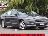 2016 Ford Fusion Magnetic  Just Reduced! CARFAX