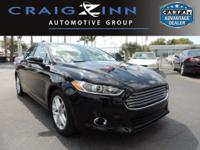 PREMIUM & KEY FEATURES ON THIS 2016 Ford Fusion