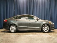 One Owner Clean Carfax Sedan with Steering Audio