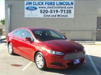 This 2016 Ford Fusion SE will sell fast -Backup Camera