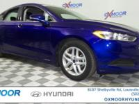 Ford Fusion SE Priced below KBB Fair Purchase Price!