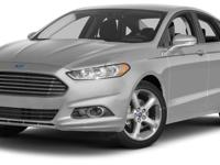 Options:  2016 Ford Fusion Se|6-Speed Automatic. Your