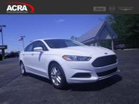 2016 Ford Fusion, key features include:  Aluminum